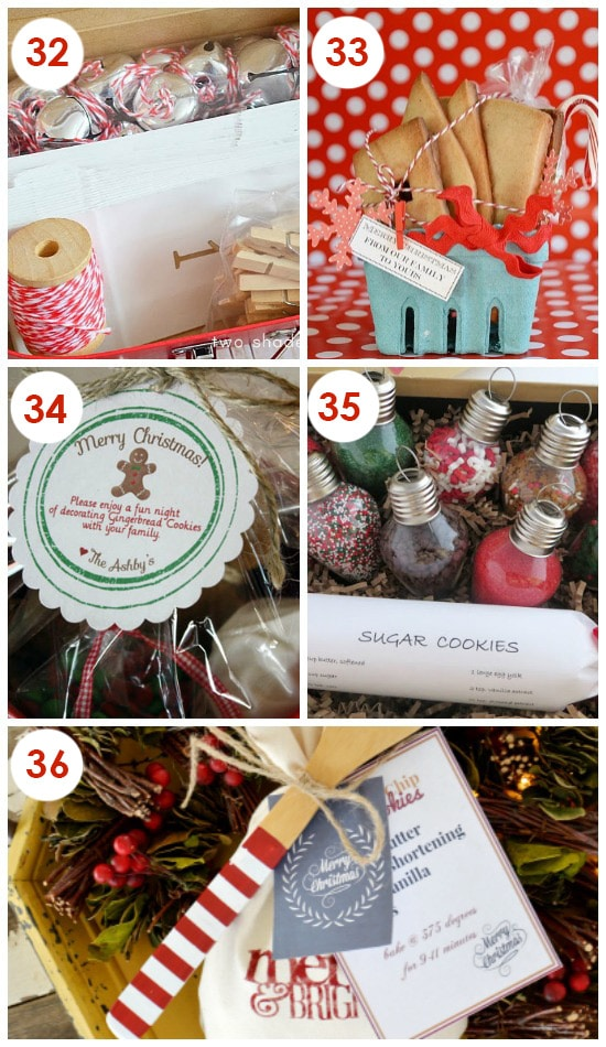 Schnelle Geschenke 101 Quick And Easy Christmas Neighbor Gifts