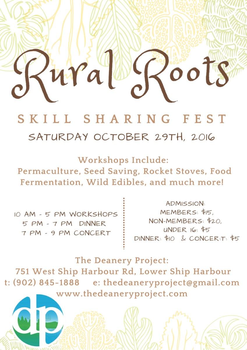 Rural Roots - Oct 29, 2016