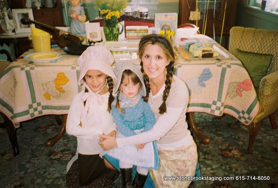 Little House Party 03 Little House on the Prairie Party