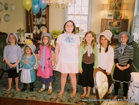 Little House Party 27 Little House on the Prairie Party