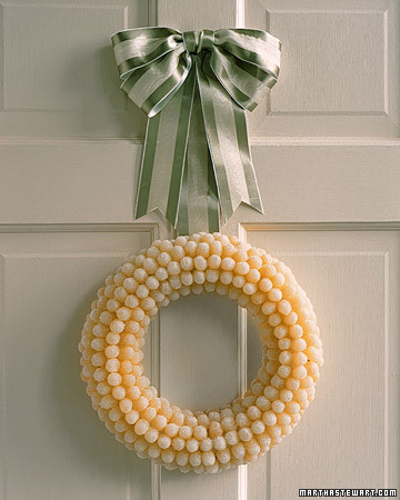 a98313 1200 gumdropwreath xl Decorating with Candy