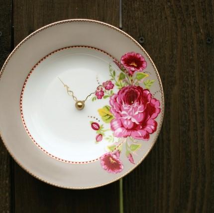 china clock by fairehoure on etsy Handmade Clocks