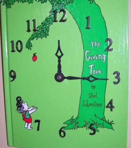 literary book clock via neatorama.cachefly.net  Handmade Clocks