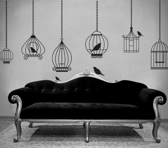 birdcage via stylehive Birdcages