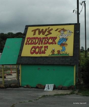 DSC 4241 Ghost Town:  Cave City, Kentucky