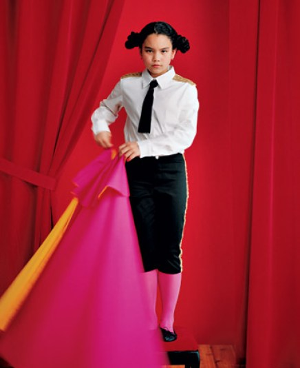matador costume via martha Homemade Costume Ideas for Halloween