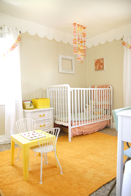 neutral nursery via apartment therapy Gender Neutral Nurseries