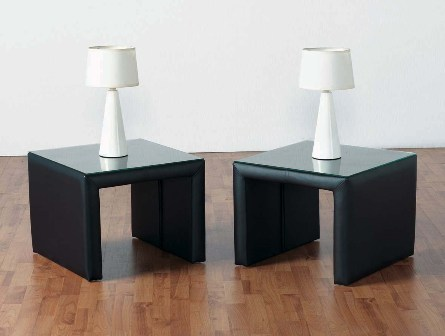 luxor bedside table pair black via southeast inetgiant co uk How to Use IKEAs LACK Tables   Let Me Count the Ways . . .