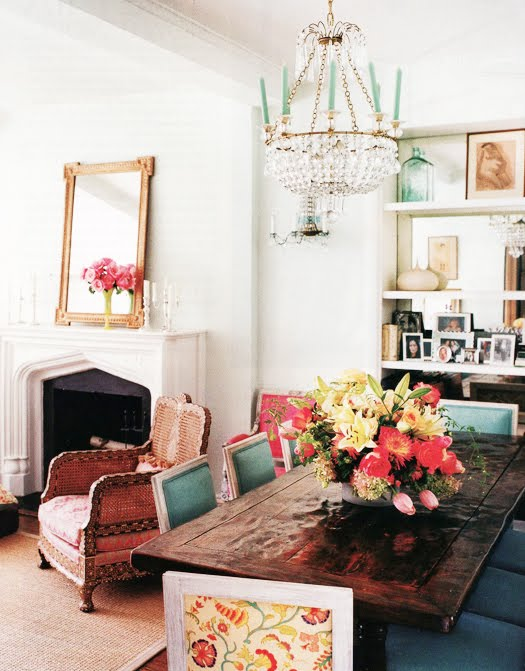 DDDpretty beautifulthingstoshare10 via discoverinteriordesign How to Add Enchantment to Your Home