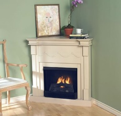 corner fireplace via daviddarling info How to Arrange Furniture in a Room with a Corner Fireplace