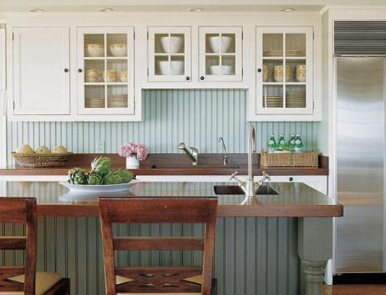 wythe blue cabinetry via decorpad Nashville Color Expert Announces 2012 Color of the Year: Wythe Blue