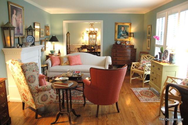DSC 2531 Interior Design for a Nashville Living Room and a Few Designer Secrets for You!