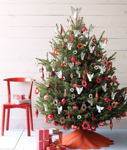 angel tree by martha stewart Oh Christmas Theme, Oh Christmas Theme . . .