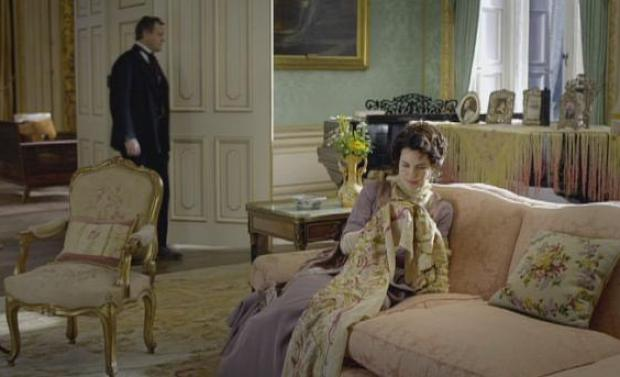For the Love of Gilt and Downton Abbey