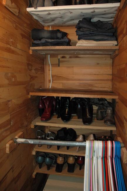 DSC 4197 New Ideas for a Crappy Cedar Closet