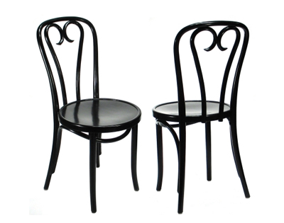 bentwood chairs from kpeterson 99 DIY Designer Chairs