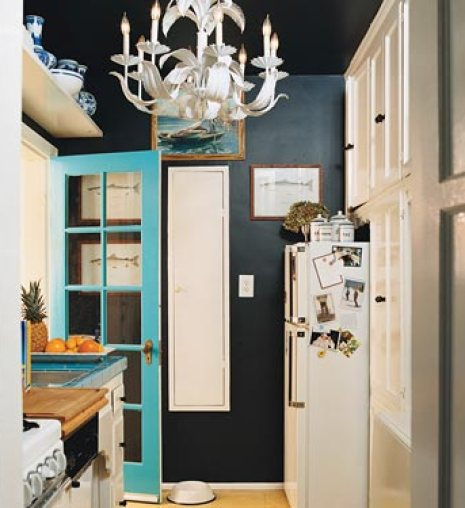 black domino kitchen What The Bachelor Can Teach You About Decorating