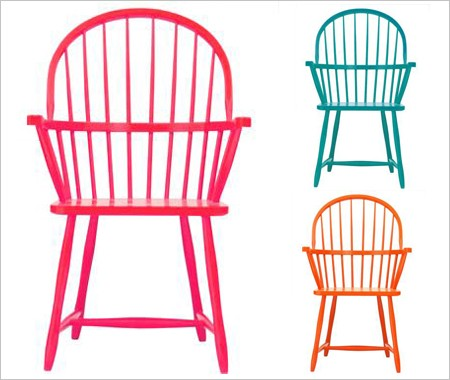 painted windsor chairs DIY Designer Chairs