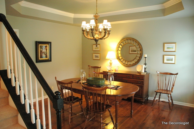 decorologist dining room