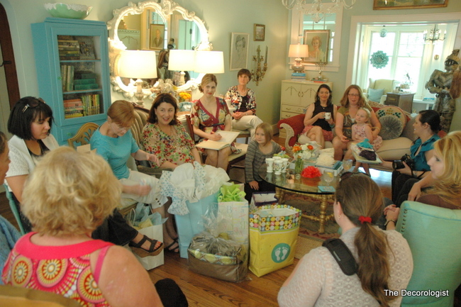 DSC 5455 Baby Shower for Heather Spriggs Thompson of Gathering Spriggs Magazine