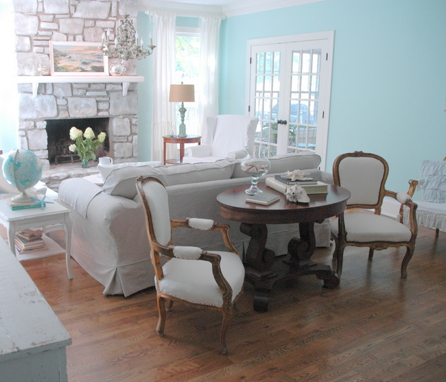 DSC 8882 A Coastal Living Room Makeover by The Decorologist