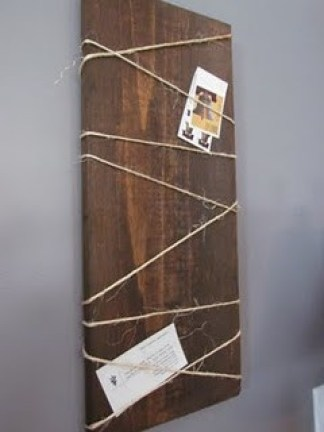 woodbigger Displaying Christmas Cards