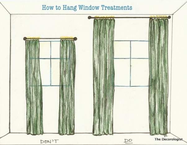 WINDOW TREATMENTS1 The One Thing You Must Change In Your Home