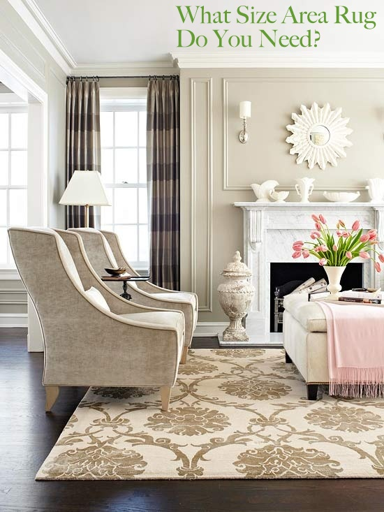 What Size Area Rug Do You Need? - The Decorologist - rug sizes for living room