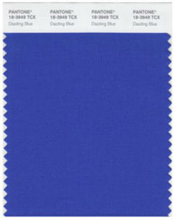 2013 8 pantone dazzline blue12 thumb Top 10 Pantone 2014 Spring Colors