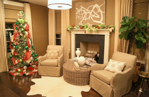 7O3A2835 600x391 Its Beginning to Look a Lot Like Christmas   At the Southern Living Idea House