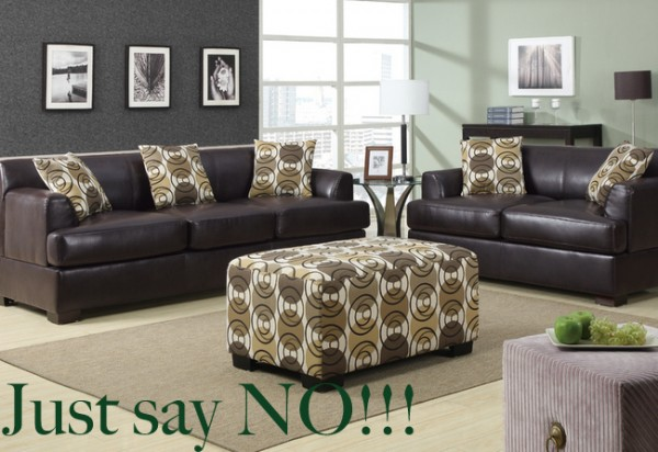The Antidote To The Sofa Loveseat Combination The