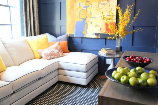 7O3A5592 600x400 The Paint Colors of the HGTV Smart Home 2014