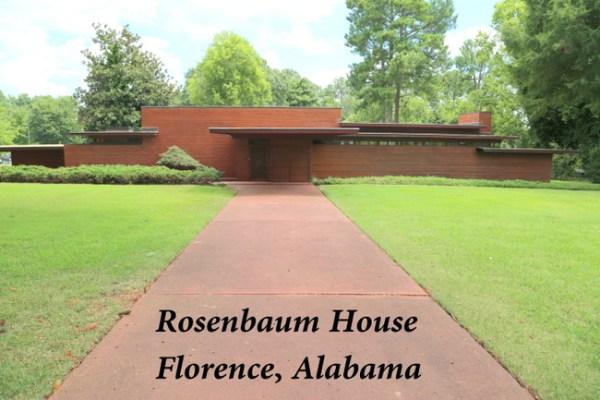 7O3A9077 600x400 Frank Lloyd Wrights Rosenbaum House Tour