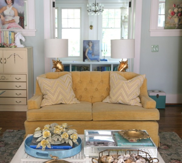 7O3A0362 600x538 How To Style a Coffee Table That Starts Conversations