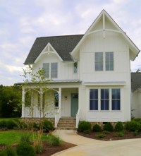 Exterior Paint Colors - Painting the Body and Trim the ...