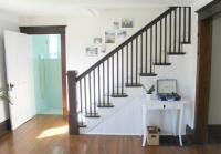 Modern Farmhouse Staircase Makeover
