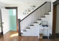 Modern Farmhouse Staircase Makeover - The Definery Co