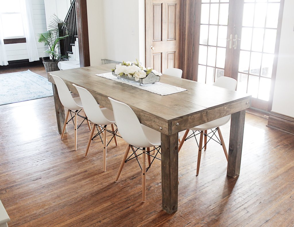 Farmhouse Table Company The Definery Co Saving The World One Toddler Meltdown