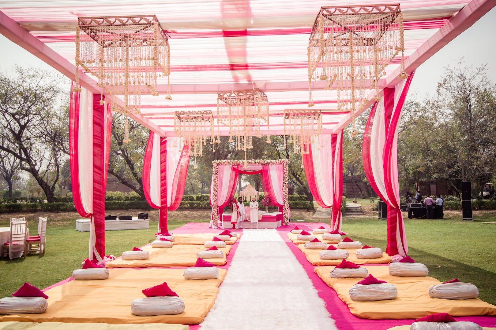 Farmhouse In Delhi For Marriage Vendor Review Elements Decorator An Indian Wedding Blog