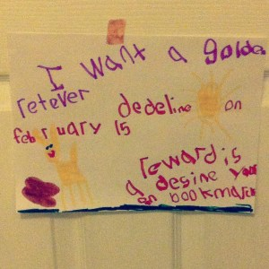 My 7-year-old is relentless!!! #kids #funny #love #iphoneonly #bribery