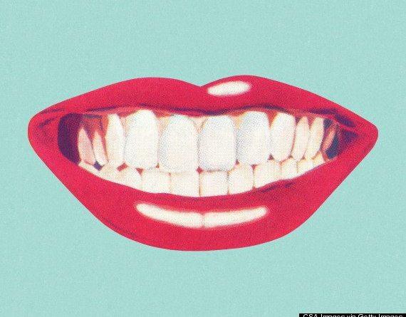 Teeth and Lips