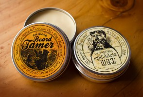 Moustache and Beard Wax 01