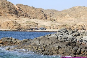 Fisherman's Beach, Dhofar, Oman