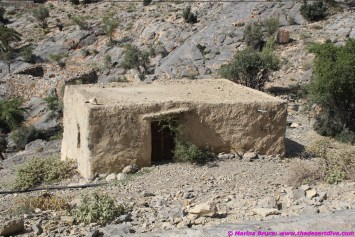 Old house at Al Mihaybis