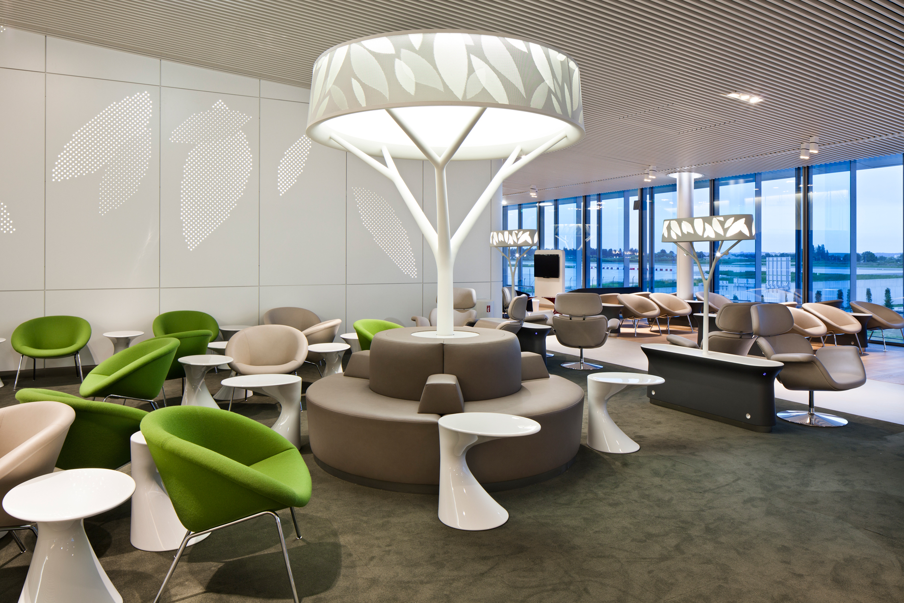 Design Lounge Buiten Thedesignair Top 10 Airport Lounges 2012 Thedesignair