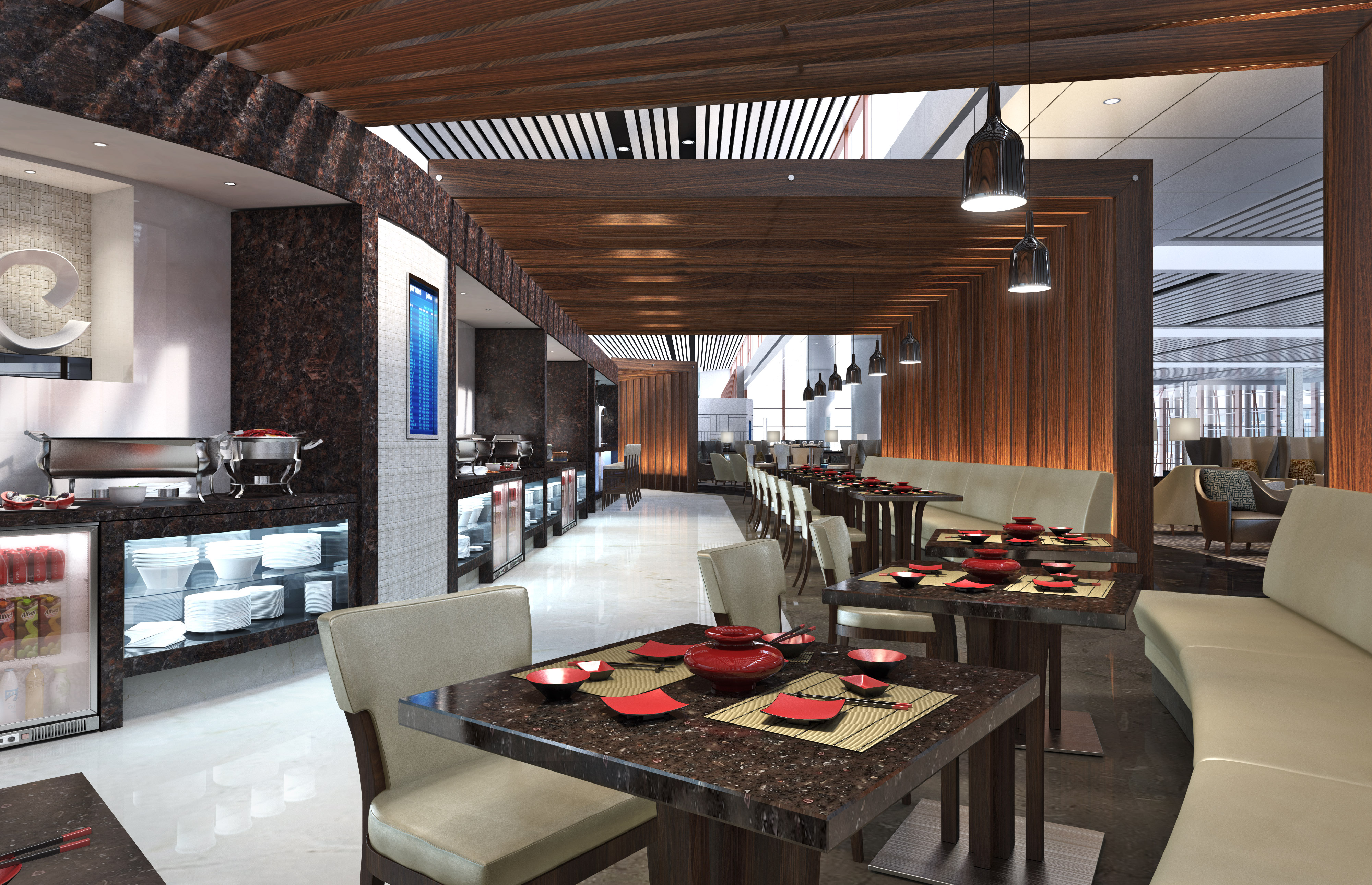 Design Lounge Buiten Air China Showcase New Shanghai And Beijing Lounges