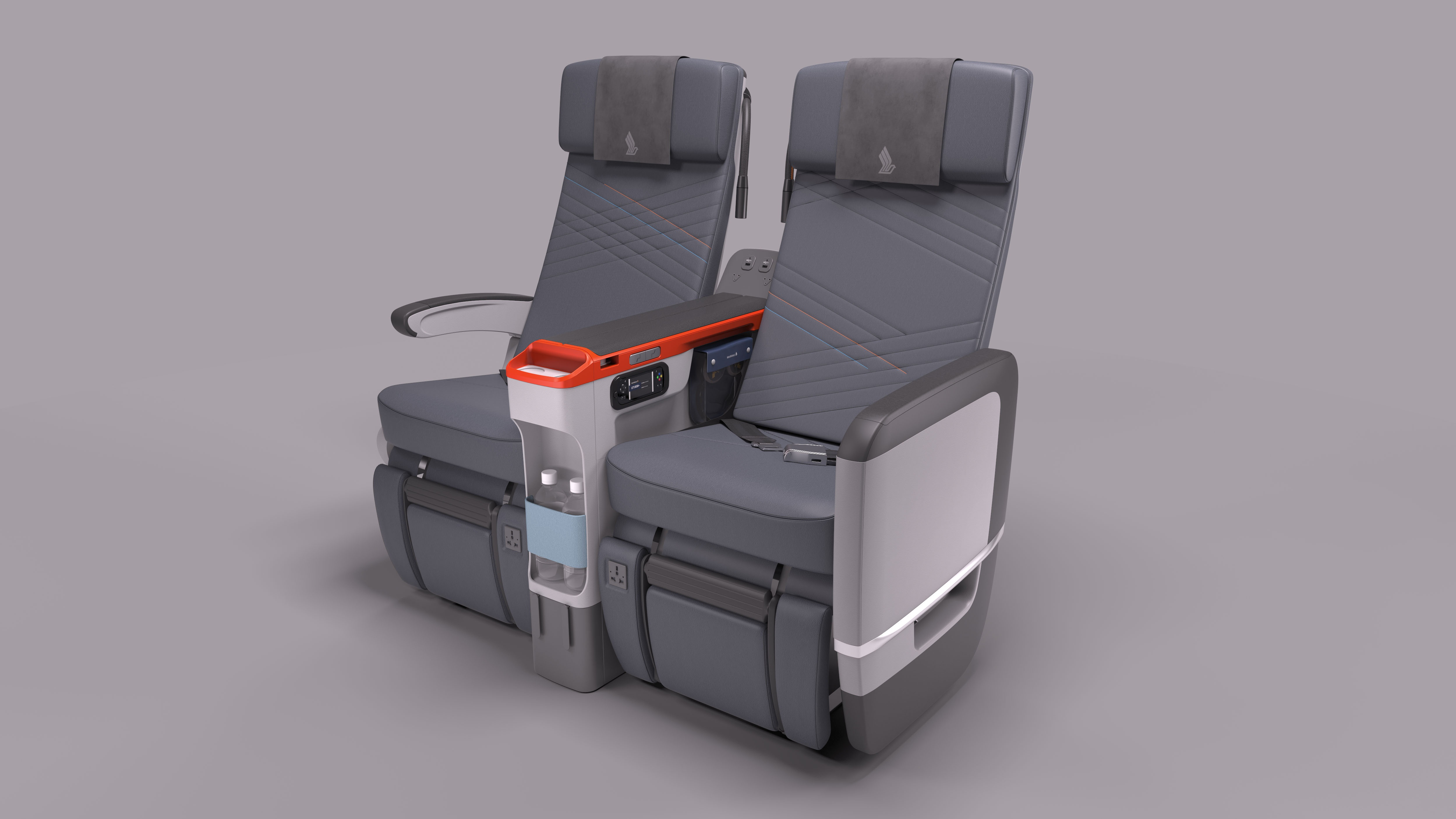 Seat Covers Sydney Singapore Airlines New Premium Economy Seat Unveiled