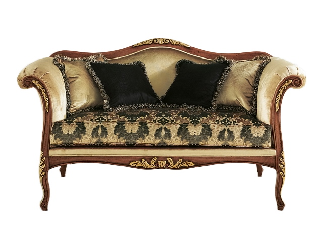 Cordelia Carved Frame Italian Carved Frame Furniture - Italian Sofas Sheffield