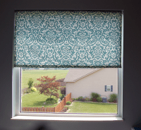 How to Make Fabric Roller Shade