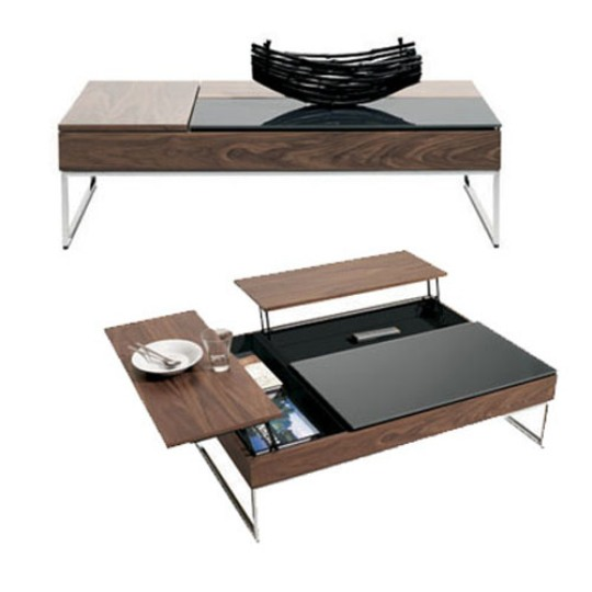 Couchtisch Tree Modern Coffee Table With Storage By Bo Concept